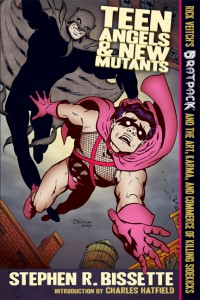 Teen Angels & New Mutants front cover