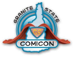 Granite State Comicon logo